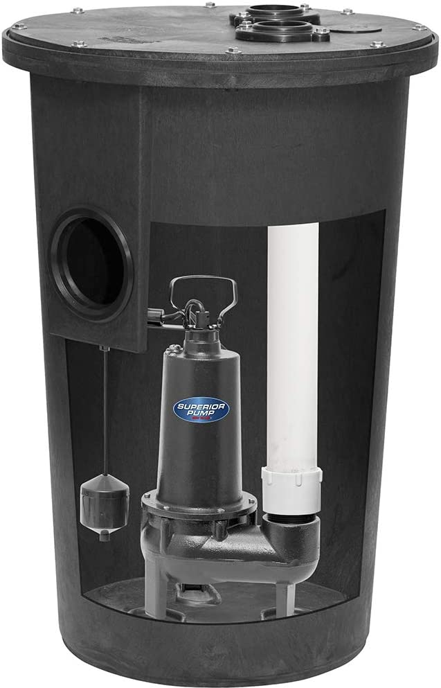 Superior Pump 93020 1 2 Iron Ranking TOP16 Sewage OFFicial HP Cast System