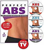 Best Ab Workout Dvds - Perfect Abs with 35 AB & cardio routines Review