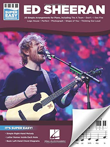 Ed Sheeran - Super Easy Songbook