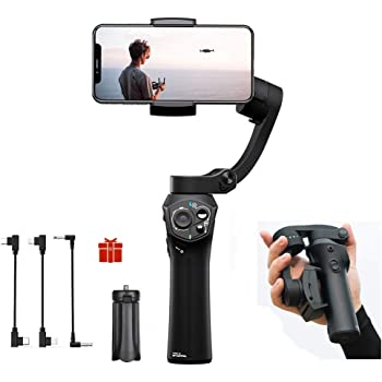 Snoppa Atom Foldable Pocket-Sized 3-Axis Handheld Gimbal ...