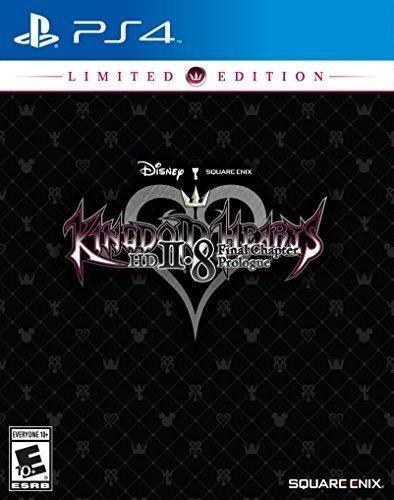 Kingdom Hearts HD 2.8 Final Chapter Prologue Limited Edition - PlayStation 4