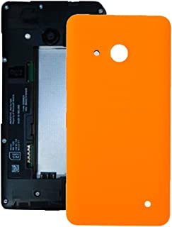 Battery case Jrc Battery Back Cover for Microsoft Lumia 550 (Black) Mobile phone accessories (Color : Orange)