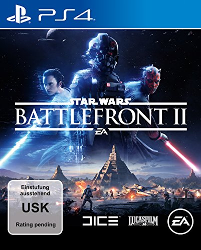 SW Battlefront 2 PS-4 AT Star Wars [Import allemand]