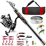 Bluefire Fishing Rod and Reel Combos...