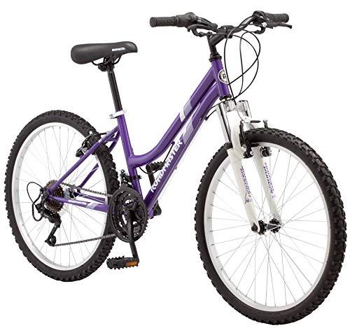 Roadmaster – 24 Inches Granite Peak Girl's Mountain Bike [Purple]