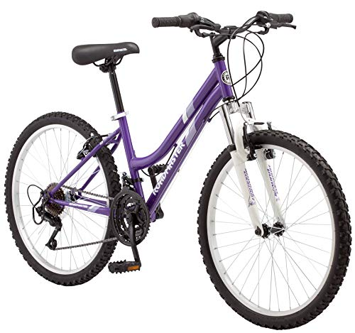 Roadmaster - 24 Inches Granite Peak Girl's Mountain Bike, Purple