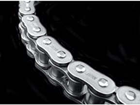 EK Motor Sport 525 ZVX3 Series ZX-Ring Chain - 120 Links - Gold, Chain Application: All, Chain Length: 120, Chain Type: 525, Color: Gold