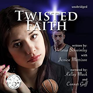 Twisted Faith audiobook cover art