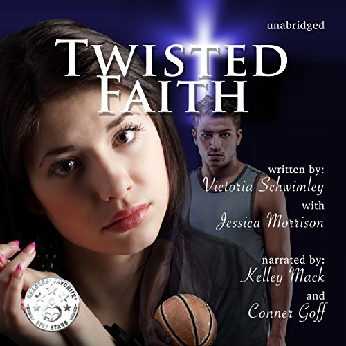 Twisted Faith     Faith, Book 2              By:                                                                                                                                 Victoria Schwimley                               Narrated by:                                                                                                                                 Conner Goff,                                                                                        Kelley Mack                      Length: 8 hrs and 21 mins     Not rated yet     Overall 0.0