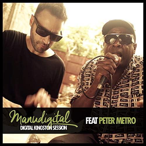 Manudigital feat. Peter Metro