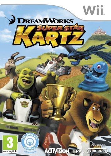 DreamWorks Super Star Kartz (Wii) by ACTIVISION