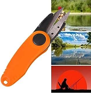 Tiptiper 201707 Tiptiper tijeras plegables para línea de pesca cable de alambre Bonsai podadoras tijeras de