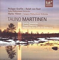 Violin Concerto / Piano Concerto by Philippe Graffin: violin