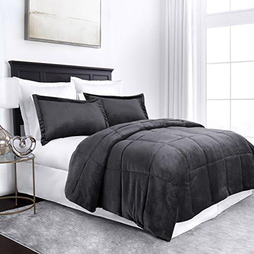 Top 10 Best sleep restoration goose down alternative comforter Reviews