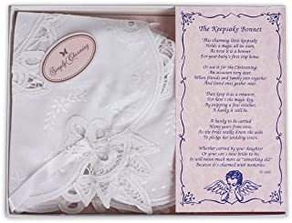 keepsake baby bonnets