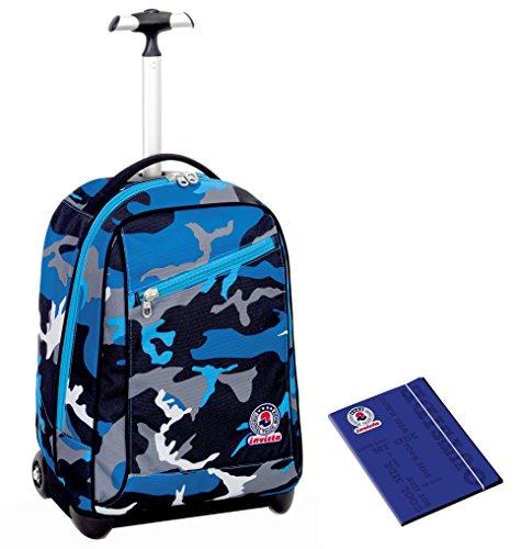 taglia 40 b91c3 5e749 Invicta Camo Zainetto per bambini, 55 cm – TravelKit