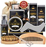 Best Beard Oil Kits - Beard Kit for Men Grooming & Care W/Beard Review