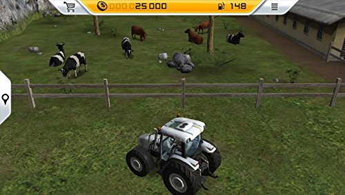 オーイズミ・アミュージオ『FarmingSimulator14ポケット農園2』