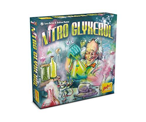 Zoch 601105083 Nitro Glyxerol, Familienspiel