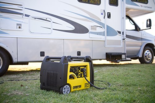 the best generator for rvs is a Champion brand