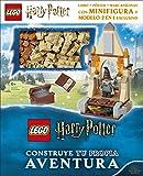 Lego Harry Potter Construye tu propia aventura: (con minifigura y modelo 2 en 1 exclusivo) (LEGO | D...