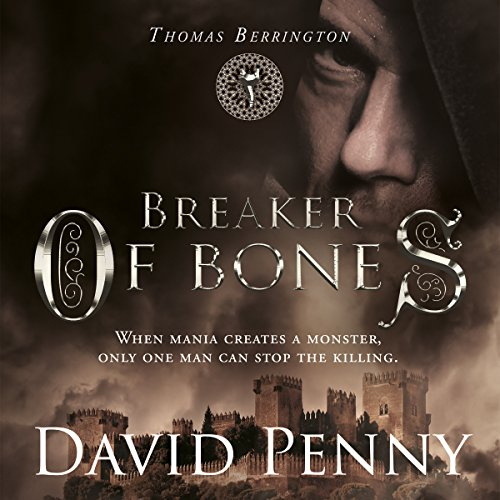 Breaker of Bones audiobook cover art