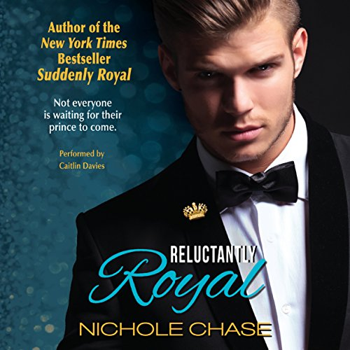 Reluctantly Royal audiobook cover art