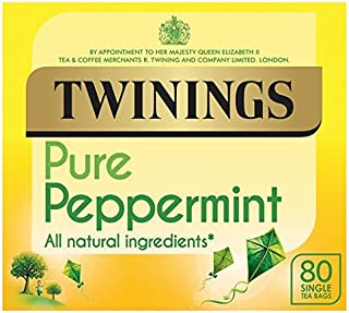 Twinings Pure Peppermint 80 pro Packung