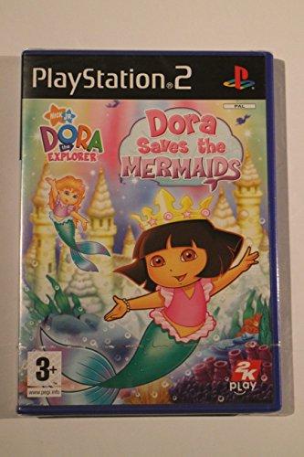 Dora the Explorer: Dora Saves The Mermaids  [Edizione: Regno Unito]