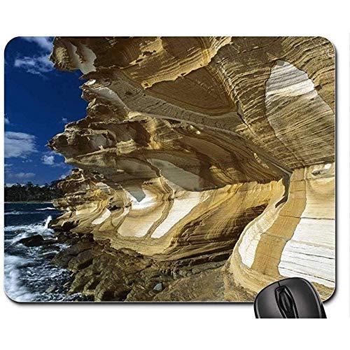 Muismat 'Nature Landscape Gaming', muismat 'Cliff', muismat (mousepad 'Oceans')