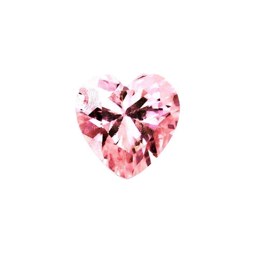 改善する発生からirogel イロジェル ラインストーン ジルコニア製 グロッシーストーン【ピンク】6mm 4個入り