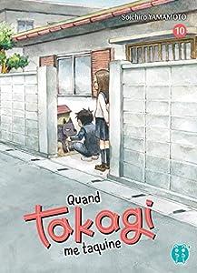 Quand Takagi me Taquine Edition simple Tome 10