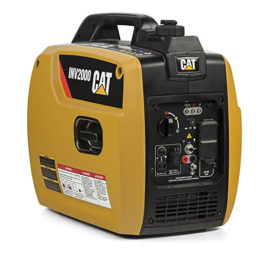 Cat INV2000  1800 Running Watts/2250 Starting Watts Gas Powered Inverter Generator 5222700