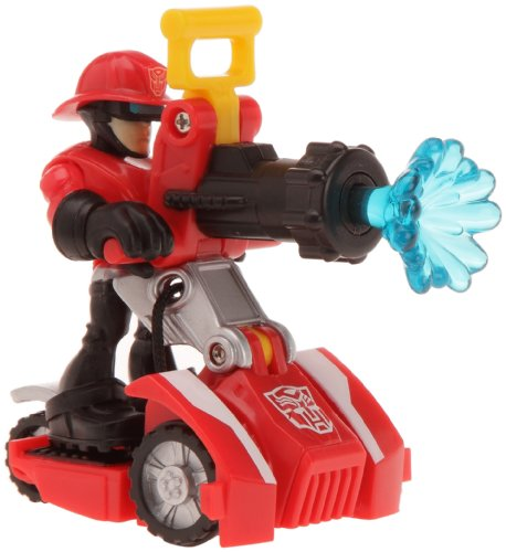 playskool - 330481480 - Jouet Premier Age - TRA - Cody Burns and Rescue Hose