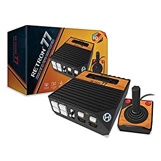 Hyperkin RetroN 77: HD Gaming Console for 2600 (B07FQYFD4W) | Amazon price tracker / tracking, Amazon price history charts, Amazon price watches, Amazon price drop alerts