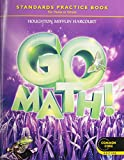 Go Math! Student Practice Book for Home or School, Grade 3