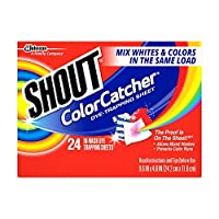 Shout Color Catcher, 24 Count (Pack of 12) by Shout [並行輸入品]
