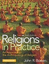 religions in practice 6th edition