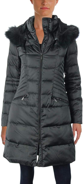 1 Madison Womens Winter Down Parka Coat