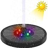 XIAOHUAHUA Bomba De Fuente Solar, Bomba De Agua Solar De 3,5 W,...
