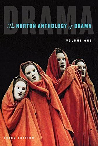 The Norton Anthology of Drama product image