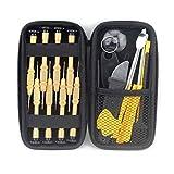 Tree-on-Life 24 en 1 Kit de herramientas de reparación de metal + plástico multimodelo disponible Kits de herramientas de reparación de teléfonos celulares para herramientas de reparación de teléfonos