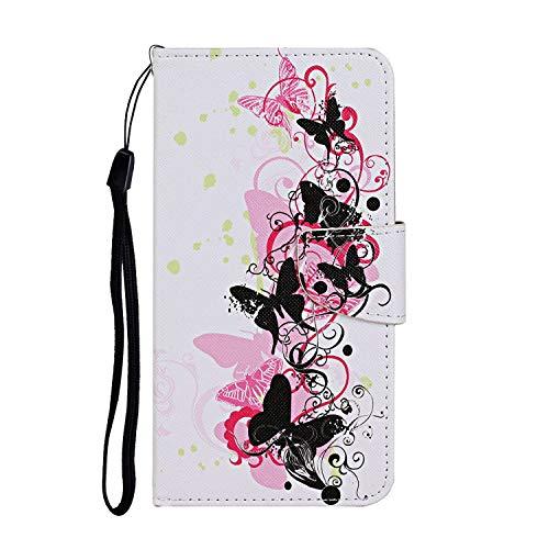 Hülle für Huawei P40 Handyhülle Schutzhülle Leder PU Wallet Bumper Lederhülle Ledertasche Klapphülle Klappbar Magnetisch für Huawei P40 - ZIXC0010897#3