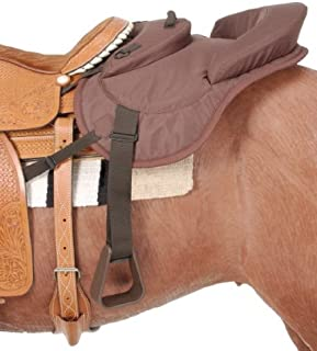Tough 1 Ride - Behind Tandem Saddle for Western Saddle