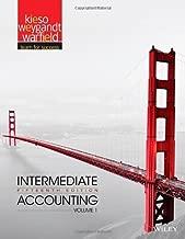 By Donald E. Kieso - Intermediate Accounting, Volume 1 (15th Edition) (2013-03-26) [Hardcover]