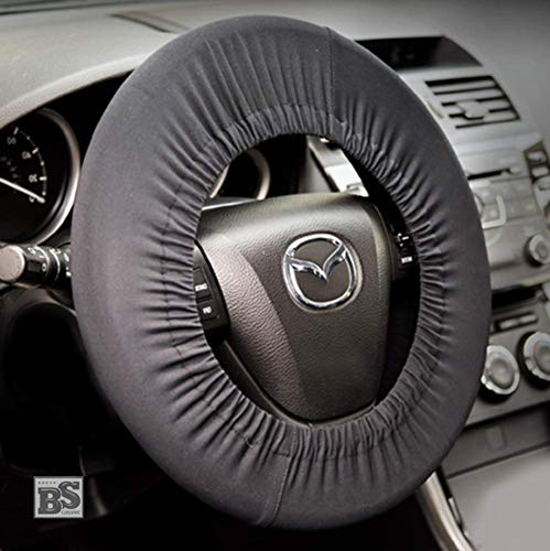 BS-Fahrzeugsicherung Lenkrad-Schutzüberzug für empfindliche Lenkräder passend für alle Disklok