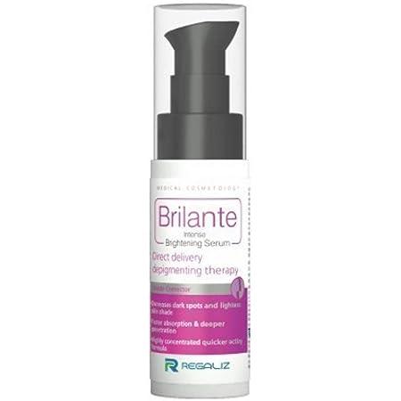 REGALIZ, Brilante Intense Brightening Face Serum ml, transparent, 50 millilitre
