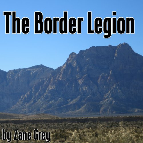 The Border Legion cover art