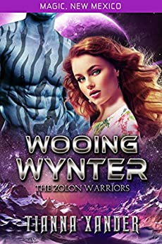 Wooing Wynter: Zolon Warriors (Magic New Mexico/Zolon Warriors Book 5) by [Tianna  Xander, S.E. Smith]