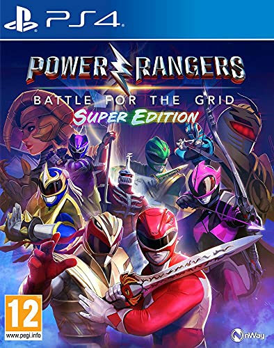 Power Rangers. Battle for the Grid Super Edition - Playstation 4